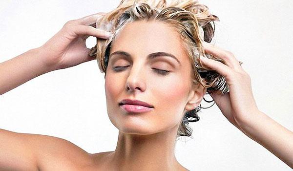Маска для волос в домашних условиях от седины